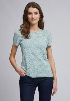 Блуза, Dorothy Perkins, цвет: голубой. Артикул: DO005EWJGHG4.