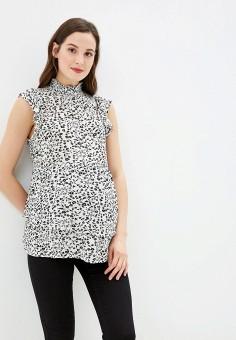 Блуза, Dorothy Perkins Maternity, цвет: белый. Артикул: DO028EWGMNF0. Одежда / Одежда для беременных