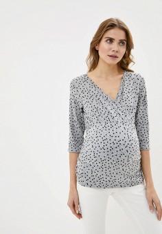 Пуловер, Dorothy Perkins Maternity, цвет: серый. Артикул: DO028EWHOEW6. Одежда / Одежда для беременных