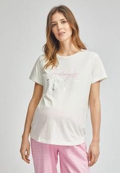 Пижама, Dorothy Perkins Maternity, цвет: розовый. Артикул: DO028EWIYJF4. Одежда / Домашняя одежда / Пижамы