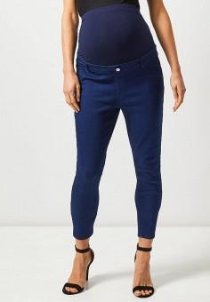 Джинсы, Dorothy Perkins Maternity, цвет: синий. Артикул: DO028EWJEBG5. Одежда / Одежда для беременных