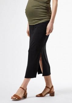 Юбка, Dorothy Perkins Maternity, цвет: черный. Артикул: DO028EWJEBG6. Одежда / Одежда для беременных