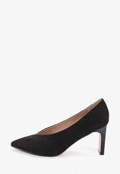 Туфли, Dorothy Perkins, цвет: черный. Артикул: DO029AWIASH8.