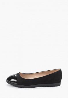 Балетки, Dorothy Perkins, цвет: черный. Артикул: DO029AWIASJ0. Обувь / Балетки