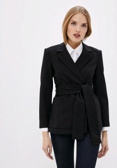 Жакет, Dorothee Schumacher, цвет: черный. Артикул: DO043EWHNQY1. Одежда / Пиджаки и костюмы