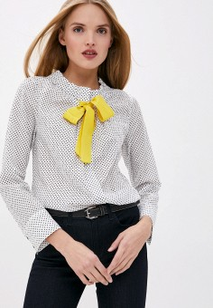 Блуза, Dorothee Schumacher, цвет: серый. Артикул: DO043EWHNRA5. Одежда / Блузы и рубашки / Рубашки