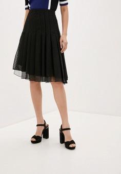 Юбка, Dorothee Schumacher, цвет: черный. Артикул: DO043EWHNRB2. Одежда / Юбки