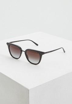 Очки солнцезащитные, Dolce&Gabbana, цвет: черный. Артикул: DO260DWENBQ0. Аксессуары