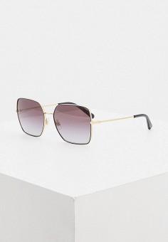 Очки солнцезащитные, Dolce&Gabbana, цвет: серый. Артикул: DO260DWHFUB0. Premium