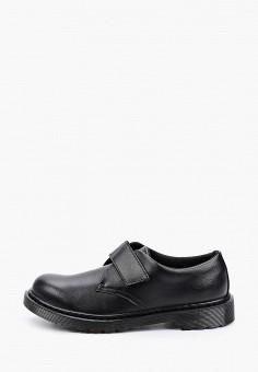 Туфли, Dr. Martens, цвет: черный. Артикул: DR004ABIYWS7. Мальчикам / Обувь