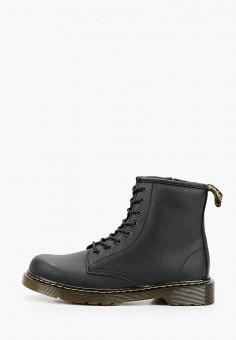 Ботинки, Dr. Martens, цвет: черный. Артикул: DR004AKFPZU1. Мальчикам / Обувь / Ботинки