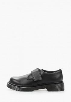 Ботинки, Dr. Martens, цвет: черный. Артикул: DR004AKFPZV4. Мальчикам / Обувь / Ботинки