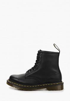 Ботинки, Dr. Martens, цвет: черный. Артикул: DR004AUJV694. Обувь / Ботинки / Высокие ботинки
