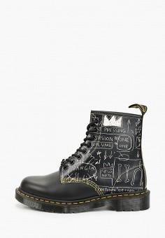 Ботинки, Dr. Martens, цвет: черный. Артикул: DR004AUKING7. Обувь / Ботинки