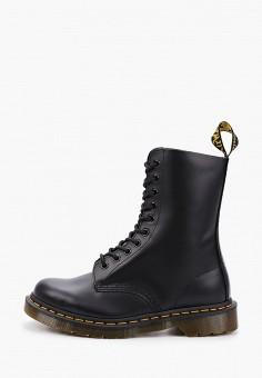 Ботинки, Dr. Martens, цвет: черный. Артикул: DR004AUKIPV7. Обувь / Ботинки