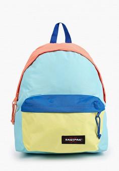 Рюкзак, Eastpak, цвет: голубой. Артикул: EA001BUHLTM0. Аксессуары / Рюкзаки