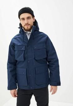 Куртка утепленная, Element, цвет: синий. Артикул: EL003EMINRD6. Одежда / Верхняя одежда / Демисезонные куртки