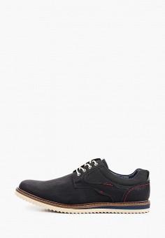 Туфли, Elong, цвет: черный. Артикул: EL025AMINSR2. Обувь / Туфли