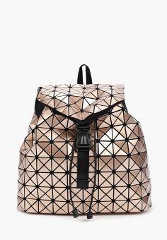 Рюкзак, Elsi, цвет: золотой. Артикул: EL026BWJCBO8. Аксессуары / Рюкзаки
