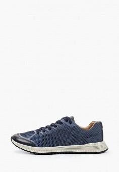 Кроссовки, El'Rosso, цвет: синий. Артикул: EL032AMJCLN6. Обувь / Кроссовки и кеды / Кроссовки / Низкие кроссовки