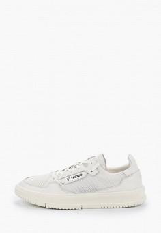 Кеды, El Tempo, цвет: белый. Артикул: EL072AMIQEE1. Обувь / Кроссовки и кеды / Кеды