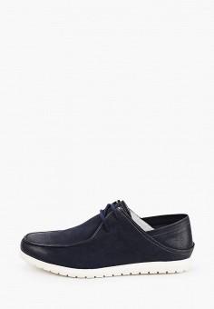 Ботинки, El Tempo, цвет: синий. Артикул: EL072AMIQEF2. Обувь / Ботинки / Низкие ботинки