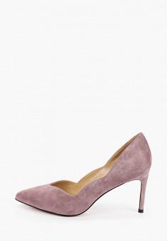 Туфли, El Tempo, цвет: фиолетовый. Артикул: EL072AWIQDT4. Обувь / Туфли / Лодочки