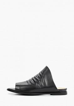 Сабо, El Tempo, цвет: черный. Артикул: EL072AWIQEC9. Обувь / Сабо и мюли