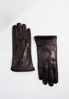 Перчатки, Emporio Armani, цвет: черный. Артикул: EM598DWJUQZ0. Аксессуары / Перчатки и варежки