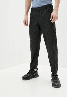 Брюки, Emporio Armani, цвет: черный. Артикул: EM598EMHNEO6. Одежда / Брюки / Повседневные брюки