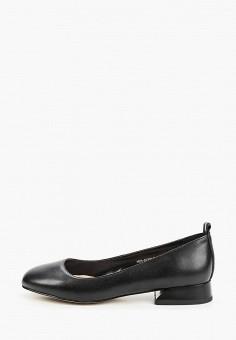Туфли, Enjoin', цвет: черный. Артикул: EN009AWIETF0. Обувь / Туфли