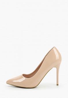 Туфли, Enjoin', цвет: бежевый. Артикул: EN009AWIETG4. Обувь / Туфли