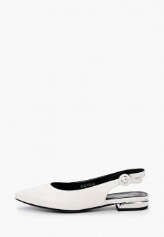 Туфли, Enjoin', цвет: белый. Артикул: EN009AWIETH8. Обувь / Туфли