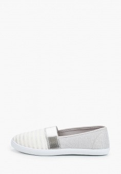 Слипоны, Enjoin', цвет: серый. Артикул: EN009AWIETI0. Обувь / Слипоны