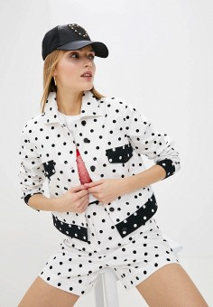 Куртка, Escada Sport, цвет: белый. Артикул: ES006EWHOBC5. Premium