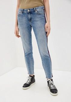 Джинсы, Escada Sport, цвет: синий. Артикул: ES006EWIJZC6. Одежда / Джинсы / Узкие джинсы
