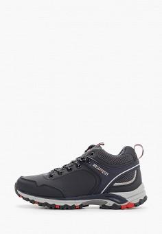 Ботинки, Escan, цвет: синий. Артикул: ES021AMHBAW1. Обувь / Ботинки / Высокие ботинки