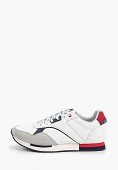 Кроссовки, Escan, цвет: белый. Артикул: ES021AMIMSM3. Обувь