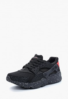 Кроссовки, Escan, цвет: черный. Артикул: ES021AWAJMJ0. Обувь