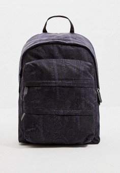 Рюкзак, Etro, цвет: синий. Артикул: ET002BMGJDY3. Аксессуары / Рюкзаки