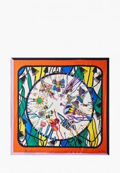 Платок, Etro, цвет: мультиколор. Артикул: ET002GWJYNS9. Аксессуары / Платки и шарфы