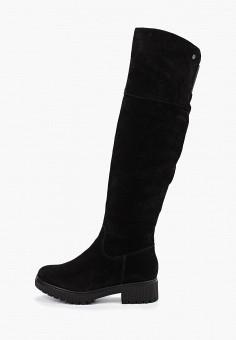 Ботфорты, Evita, цвет: черный. Артикул: EV002AWGMTA9. Обувь / Сапоги / Ботфорты
