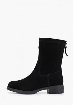 Полусапоги, Evita, цвет: черный. Артикул: EV002AWGMTB9. Обувь / Сапоги