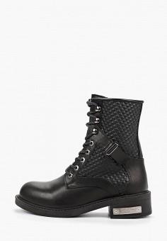 Ботинки, Excavator, цвет: черный. Артикул: EX905AWEET30. Обувь / Ботинки