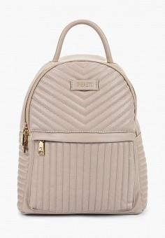 Рюкзак, Fabretti, цвет: бежевый. Артикул: FA003BWIOBI1. Аксессуары / Рюкзаки / Рюкзаки