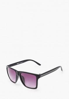 Очки солнцезащитные, Fabretti, цвет: черный. Артикул: FA003DMIOCZ3. Аксессуары
