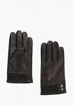 Перчатки, Fabretti, цвет: черный. Артикул: FA003DMYIC31. Аксессуары / Перчатки и варежки