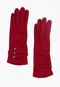 Перчатки, Fabretti, цвет: бордовый. Артикул: FA003DWGSVW5. Аксессуары / Перчатки и варежки