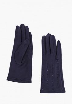 Перчатки, Fabretti, цвет: синий. Артикул: FA003DWGSVX9. Аксессуары / Перчатки и варежки