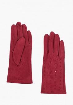 Перчатки, Fabretti, цвет: красный. Артикул: FA003DWGSVY0. Аксессуары / Перчатки и варежки